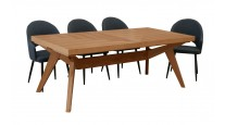 T48 nowoczesny stół rozkładany