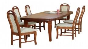 T12 drewniany rozkładany stół jadalny