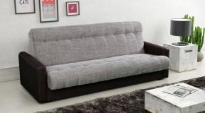 MACIEK tapicerowana pikowana sofa z bokami