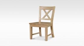 C49 tradycyjne bukowe krzesło do kuchni